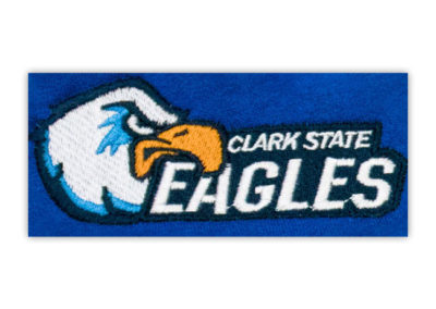 clark-state-embroidered-logo